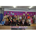 Class 4 Fantasy stories