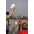 Mr Kos demonstrated how a pinhole camera works
