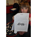 Class 2 have been finding out about herbivores.