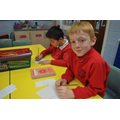Class 6 maths work - partitioning and halving
