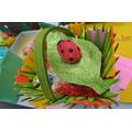 Ladybird basket