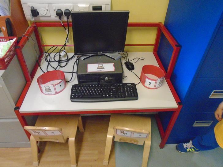 ICT area