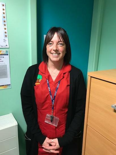 Claire Noon- Nursery Practitioner