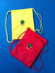 Drawstring bags- £4.80