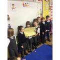 Presenting our facts on people who help us.