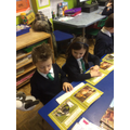 Guided reading with Shaun the 🐑