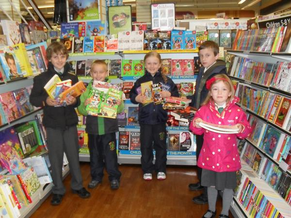 Young Aspects winner at Easons