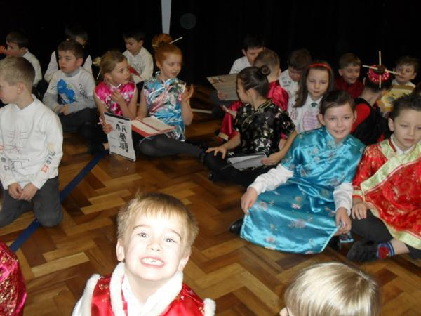 Year 3 Chinese Assembly