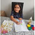 Arts and crafts-Alesha