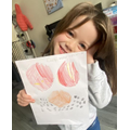 Drawing of my fruit face-Carly