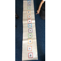 Ordering numbers to 11