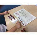 Practising our number bonds to 10