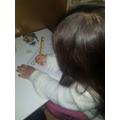Working hard at home-Annabella