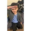 Using my Kung Fu punctuation skills-Yusuf