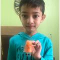 Super Carrot-Ayaan