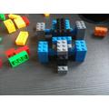 Abdullahs Lego car