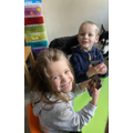 Top Trumps-Carly and Charlie