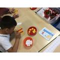 Using a variety of maths resources