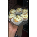 Aaminah's Milk Cupcakes