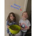 Baking time-Carly