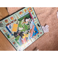 A game of monopoly with Aleeza