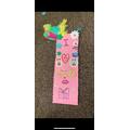 Super bookmark from Inaaya