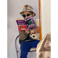 Mr Cool from year 3-Ali-Faisal