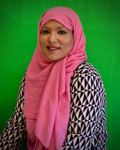 Mrs. Chowdhury - Teaching Assistant