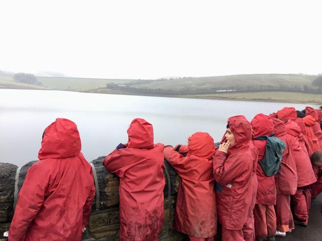 observing the reservoir