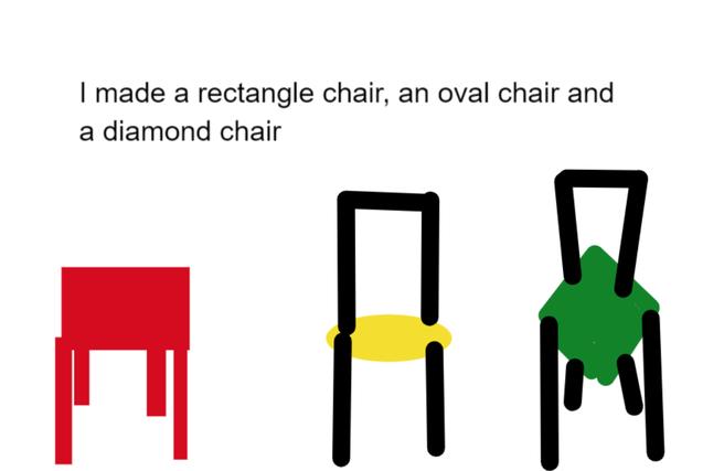 Three Bears chairs