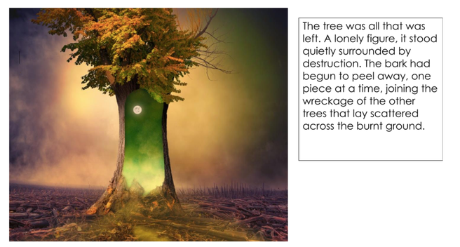 The Magic Tree - Perfect Picture