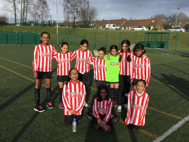 They battled well in their 1st match but lost 6-1