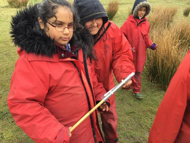 using compass points to navigate