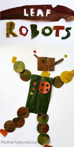 Create a leaf image