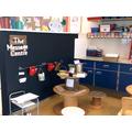 Our message Centre