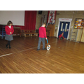 Finding the perimeter and area of the school hall