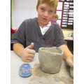 Creating Greek Pots