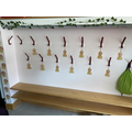 You will have a peg in your new classroom to keep your coat and bag on.