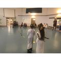 Roman sports.