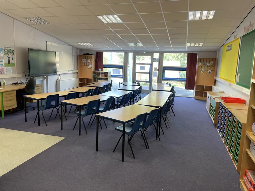 Welcome to your classroom