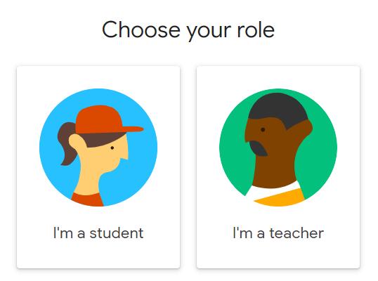 10. Choose student.