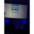 Raising the Bar Awards 2015