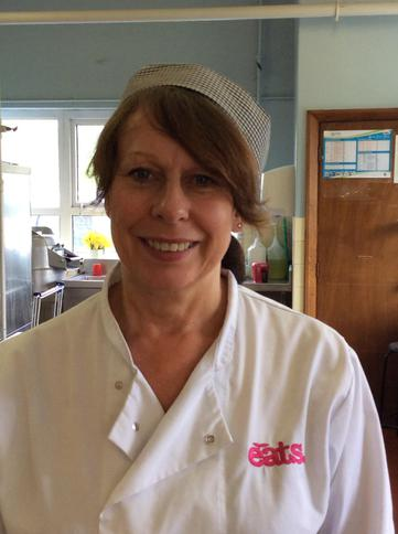 Mrs Sandra Roberts - Assistant Cook
