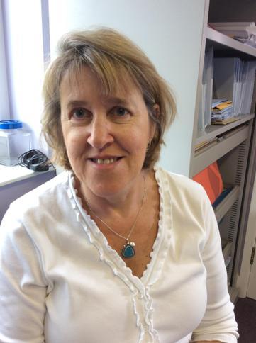 Mrs Janet Partridge - Administrative Assistant