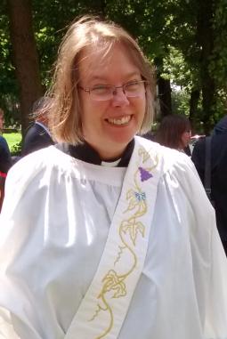 Rev.  Karen Burton - SMSC Mentor