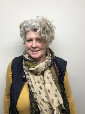 Mrs Julie Page - Head Cook