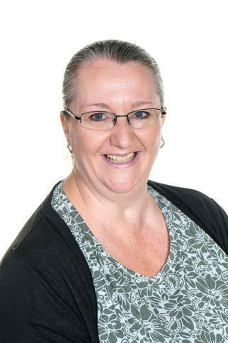 Mrs Sue Evans - Otter Class