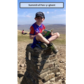 I completed Pen-y-Ghent Extreme Read 🏆⛰📚