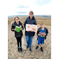 We completed Pendle Hill Extreme Read 🏆⛰📚