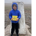 I completed Pendle Hill Extreme Read 🏆⛰📚